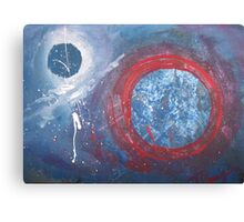Life the Universe and Everything Canvas Print