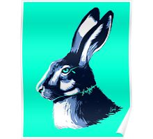 Hare Blues Poster