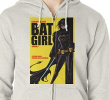 Cassandra Cain: Batgirl Zipped Hoodie