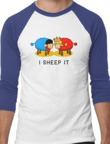 I Sheep it Men's Baseball ¾ T-Shirt