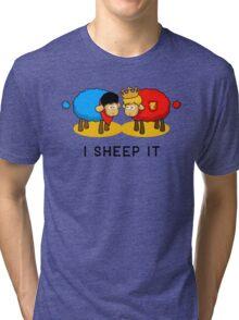 I Sheep it Tri-blend T-Shirt