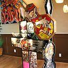 Dia De Los Muertos Sculpture by Reynaldo