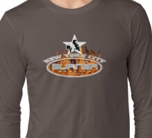 new york fight crew Long Sleeve T-Shirt