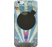 Bomberman Art Deco Style iPhone Case/Skin