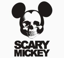 Scary Mickey by SameDifference