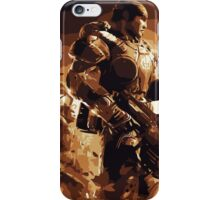 Marcus Fenix Gears of War 2 iPhone Case/Skin