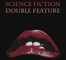 science fiction double feature by Tinms
