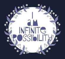 I am infinite possibility Kids Tee