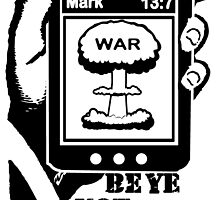Mark 13:7 Wars and Rumours of Wars by Calgacus