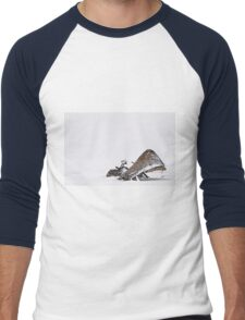 Borgey Men's Baseball ¾ T-Shirt
