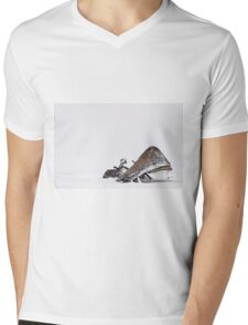 Borgey Mens V-Neck T-Shirt