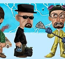 Heisenber Evolution! by Mattia Bissacco