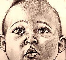 A Baby by Ainadel Ojeda