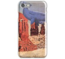 I'll call you the ground iPhone Case/Skin