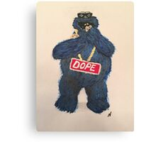 Cookies are Dope Canvas Print