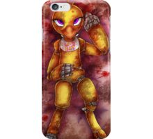 Chica Daki iPhone Case/Skin