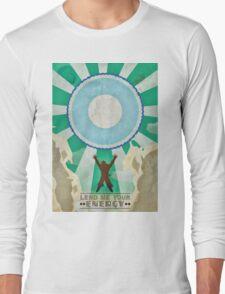Dragonball Z - Goku - Art Deco Style T-Shirt