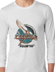 Bee Gees North America Tour 1979 Long Sleeve T-Shirt