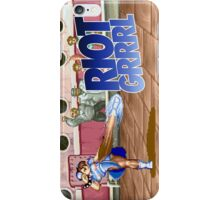 Riot grrrl iPhone Case/Skin