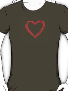 I'm just a normal heart T-Shirt