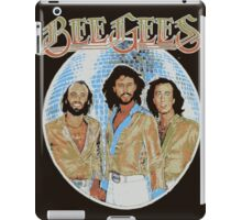 Bee Gees DISCO BALL iPad Case/Skin