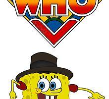Sponge Who by wobielee
