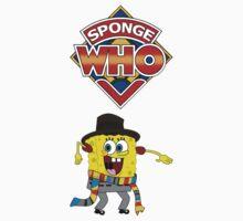 Sponge Who Kids Clothes