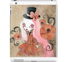 Goth Girl: Abigail iPad Case/Skin