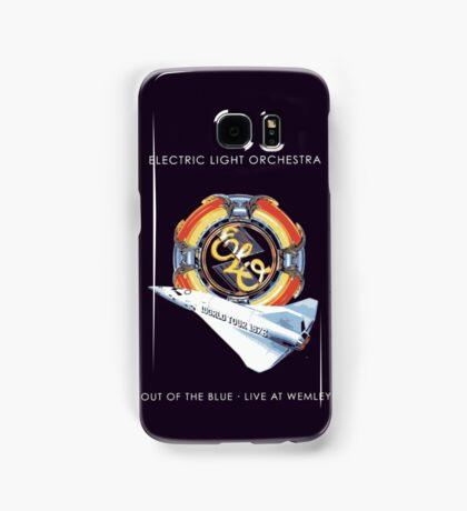 E.L.O. Live WEMLEY Samsung Galaxy Case/Skin