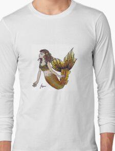 Raina Mermaid Long Sleeve T-Shirt
