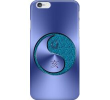 Libra & Boar Yin Water iPhone Case/Skin