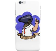 """""""I have head canon!"""" iPhone Case/Skin"""