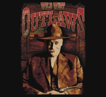 Wild West Outlaws Cowboy Design by OutlawOutfitter