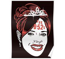 B52's Crown Poster