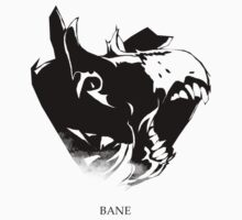 Dota 2 Bane Custom Design by epocht
