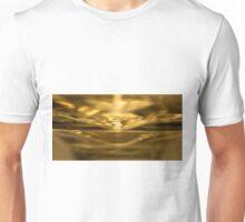 Sci Fi Sunrise Unisex T-Shirt