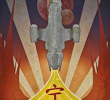 Firefly - Art Deco Atyle by Firenutdesign