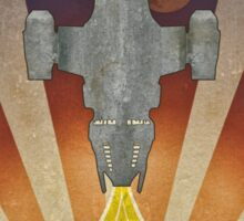 Firefly - Art Deco Atyle Sticker