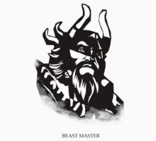 Dota 2 Beast Master Custom Design by epocht