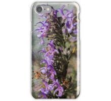 Rosemary Flowers iPhone Case/Skin