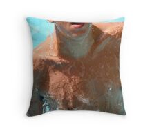 To Be Reborn Throw Pillow