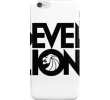 Seven Lions Logo1 iPhone Case/Skin