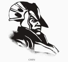 Dota 2 Chen Custom Design by epocht