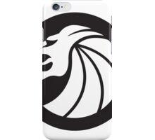 Seven Lions Head Logo iPhone Case/Skin