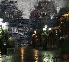 BELGIUM STREET by Antanas
