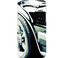 Classic Car Reflection iPhone Case/Skin