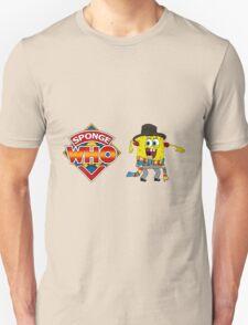 Sponge Who (Ver 2) Unisex T-Shirt