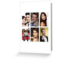 How I Met Your Mother  Greeting Card