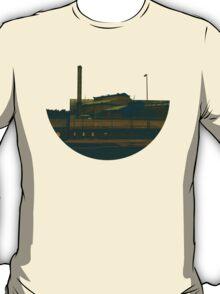 Skyless Composition 2   Eight T-Shirt