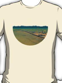 Skyless Composition 2   Six T-Shirt